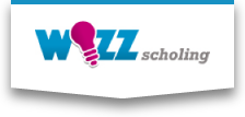 logo wizz scholing